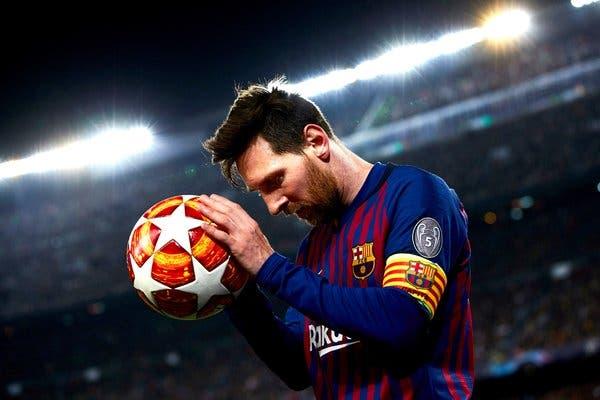 Barcelona recorta el salario significativamente debido a covid-19.