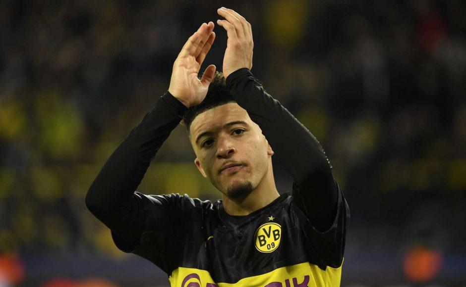 ¿Sancho se transfiere al Manchester United? ¡Dortmund quiere 130 millones de euros!