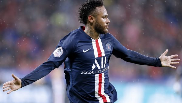 Neymar en Paris Saint-Germain