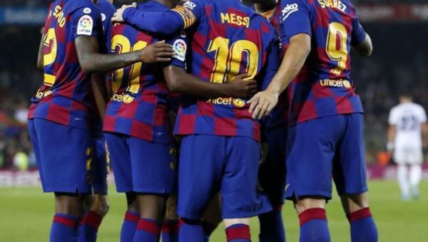 Comprar Camisetas de Futbol Barcelona 2019 2020