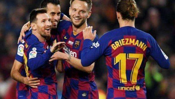Comprar Camisetas de Futbol Barcelona 2020