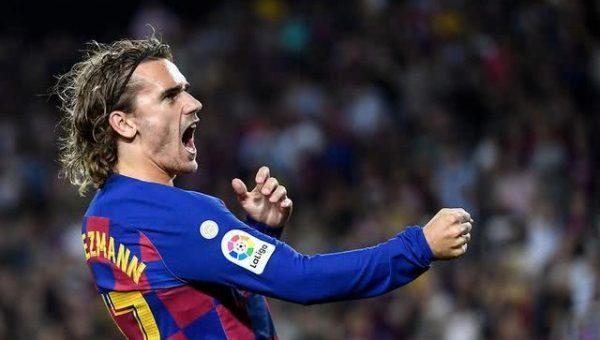 Comprar Camisetas de Futbol Barcelona Griezmann