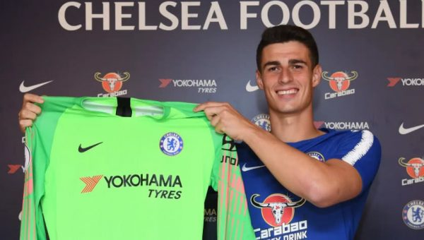 Comprar Camisetas de Futbol Chelsea Kepa 2020