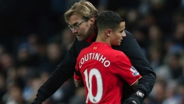 Comprar Camisetas de Futbol Liverpool Coutinho