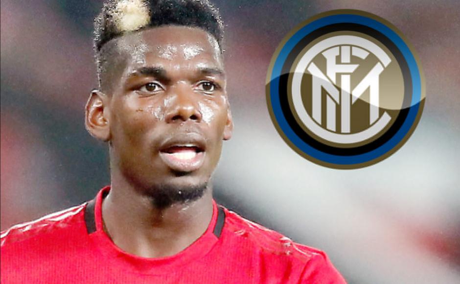 Manchester United se está preparando para vender Pogba a un bajo precio de 70 millones, y el Inter quiere competir.
