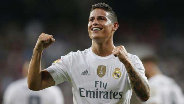 Comprar Camisetas de Futbol Real Madrid James Rodríguez