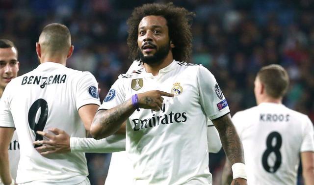 ¿Marcelo, de 32 años, se quedará en el Real Madrid o irá a la Juventus?