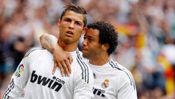 Comprar Camisetas de Futbol Real Madrid Marcelo y Ronaldo