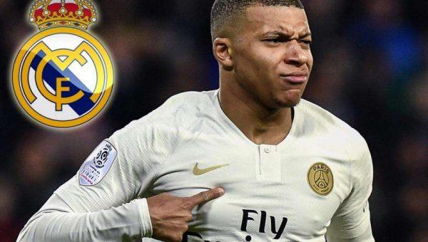 Comprar Camisetas de Futbol Real Madrid Mbappe