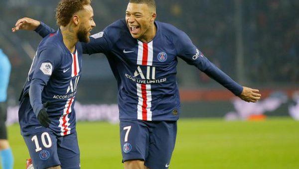 Comprar Camisetas de Futbol Paris Saint-Germain Mbappe 2020