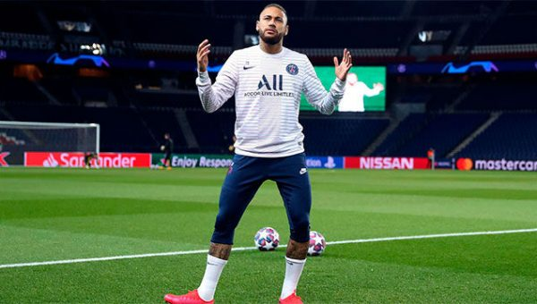 Comprar Camisetas de Futbol Paris Saint-Germain Neymar 2020