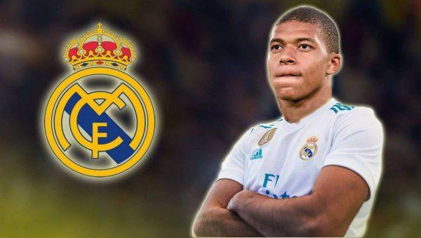 Comprar Camisetas de Futbol Real Madrid Mbappe 2020
