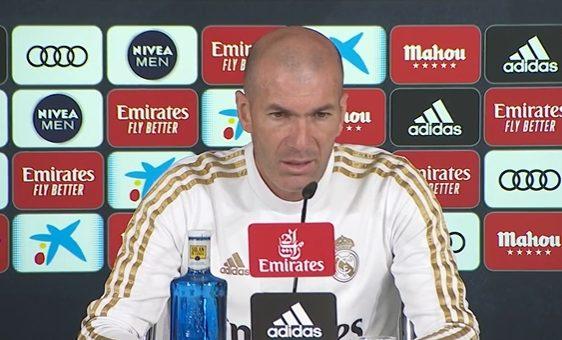 Comprar Camisetas de Futbol Real Madrid Zidane 2020 2021