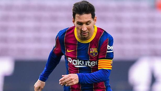 Barcelona felicita a Messi