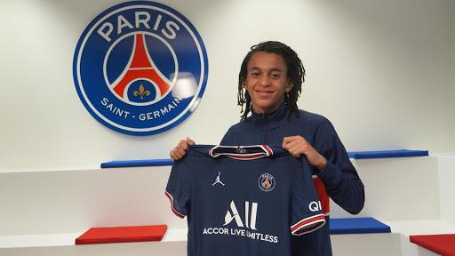 Paris Saint-Germain anuncia renovación de contrato con el hermano de Mbappé